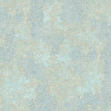 Pale Blue/Medium Blue/Cream Textures Wallcovering by York