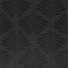 Charcoal Wallcovering by Clarke & Clarke