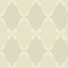 Grey/Beige/Gold Modern Wallcovering by Kravet Wallpaper