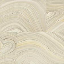 Silver/Light Grey/Beige Modern Wallcovering by Kravet Wallpaper