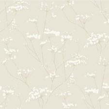 Ivory/Beige Botanical Wallcovering by Kravet Wallpaper