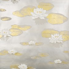 Pewter Contemporary Wallcovering by Kravet Wallpaper