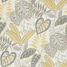 Citrine Botanical Wallcovering by Kravet Wallpaper