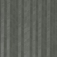 Charcoal/Silver/Grey Texture Wallcovering by Kravet Wallpaper