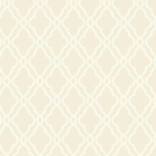 Beige/Ecru Geometrics Wallcovering by York