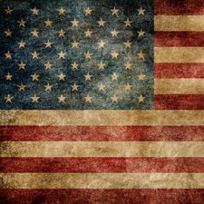 WALS0011 Stars and Stripes Wall Mural by Brewster