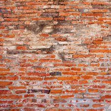 WALS0036 Red Brick Wall Mural by Brewster