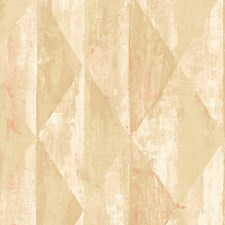 Red/Gold Wallcovering by Scalamandre Wallpaper