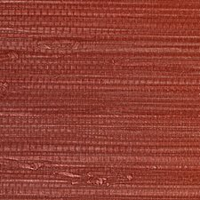 Red Ochre Wallcovering by Scalamandre Wallpaper