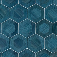 Indigo Wallcovering by Scalamandre Wallpaper