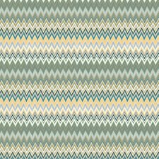 Teal Gold Wallcovering by Scalamandre Wallpaper