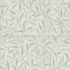 White/Grey/Beige Wallcovering by Scalamandre Wallpaper