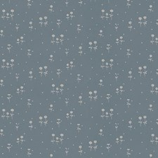 Indigo Blue Wallcovering by Scalamandre Wallpaper