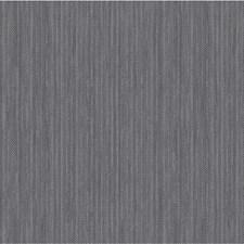 Charcoal Herringbone Wallcovering by Winfield Thybony