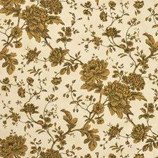 Cream/Bronze/Black Botanical Wallcovering by York